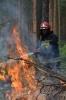 Ćwiczenia na obszarach leśnych